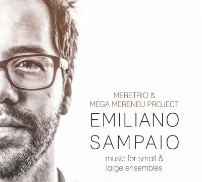 CD cover Emiliano Sampio